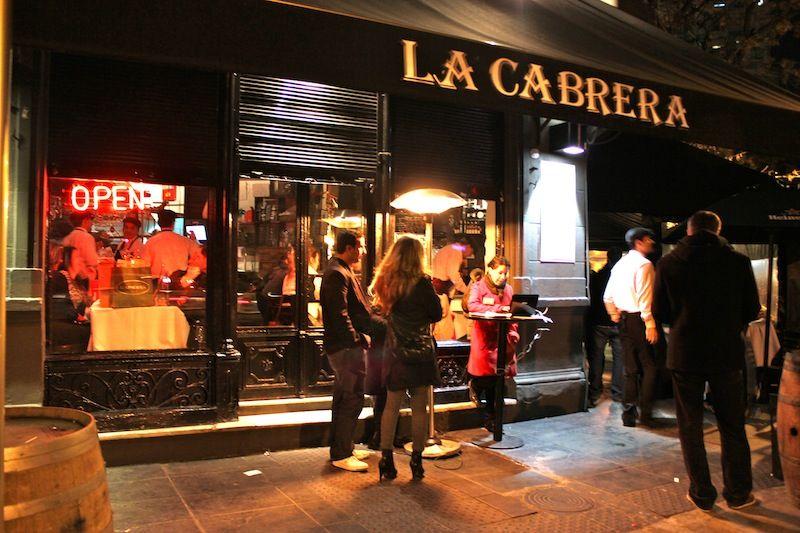 La Cabrera - MABA Blog