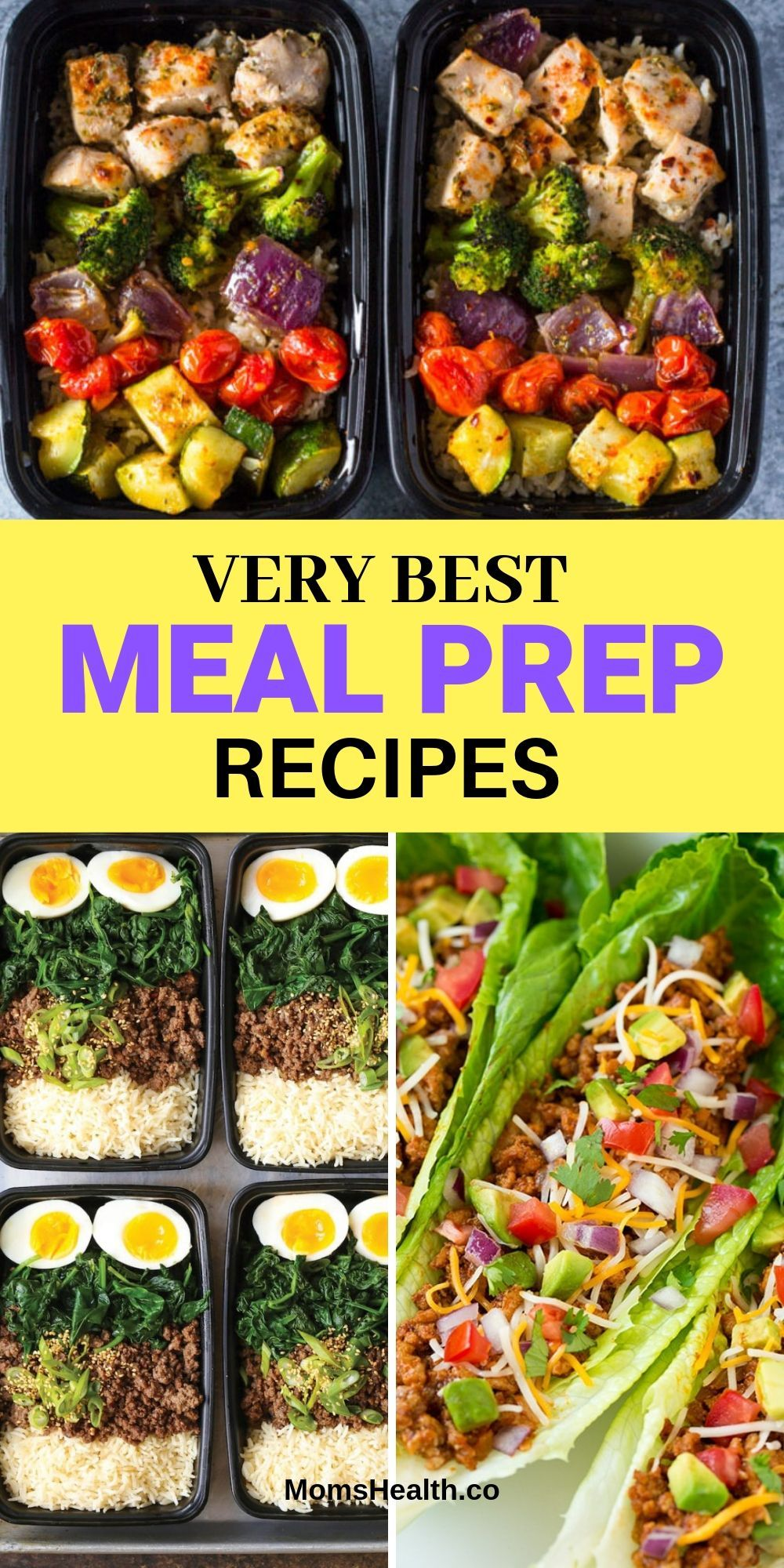 Photo of 15 Best Healthy Meal Prep Recipes for Beginners on a Budget