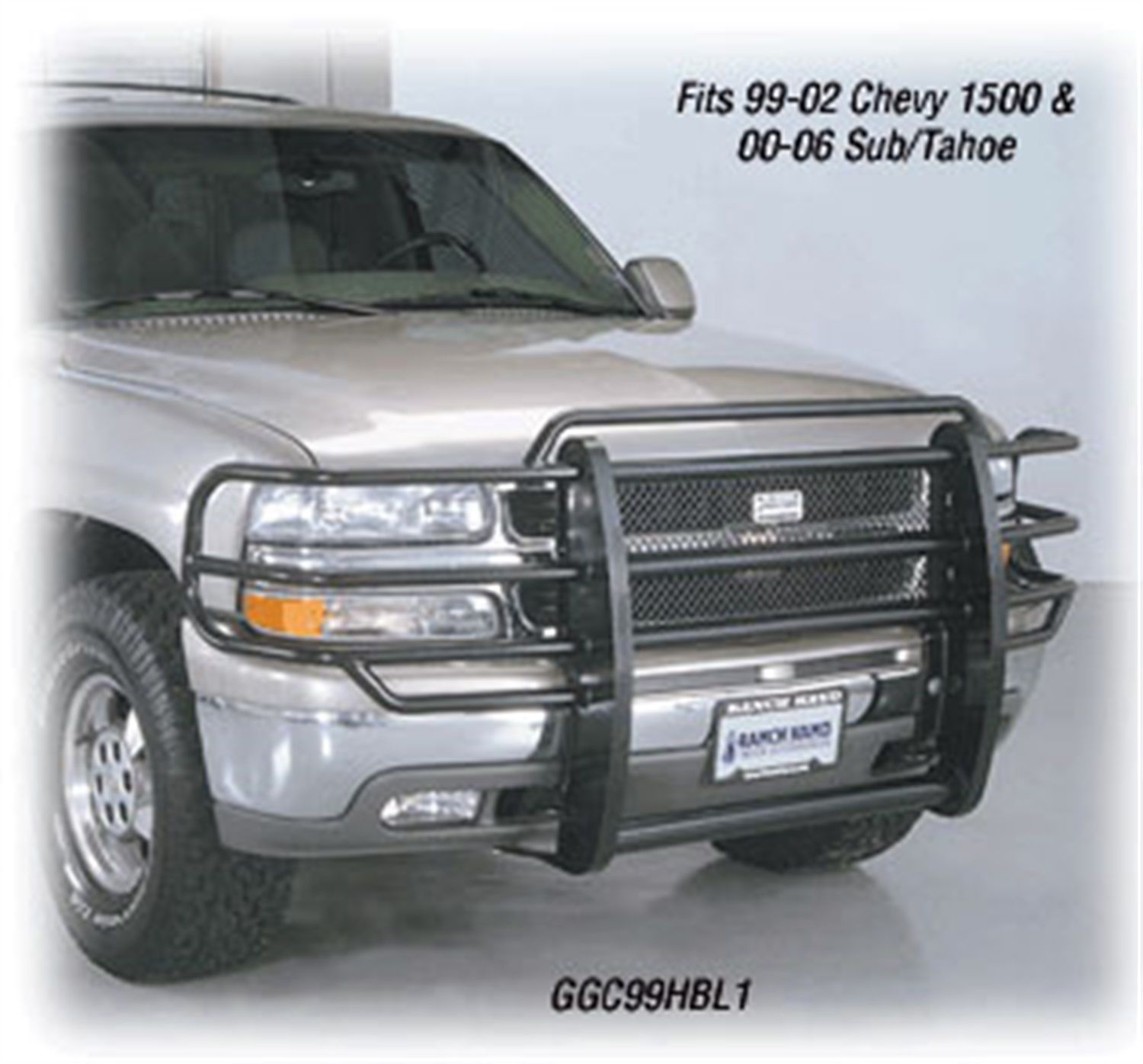 Ranch Hand Grille Guard Chevy 1500 Tahoe Grilles