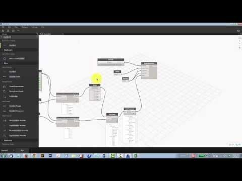 Export and Import Revit Data to Excel using Dynamo - YouTube