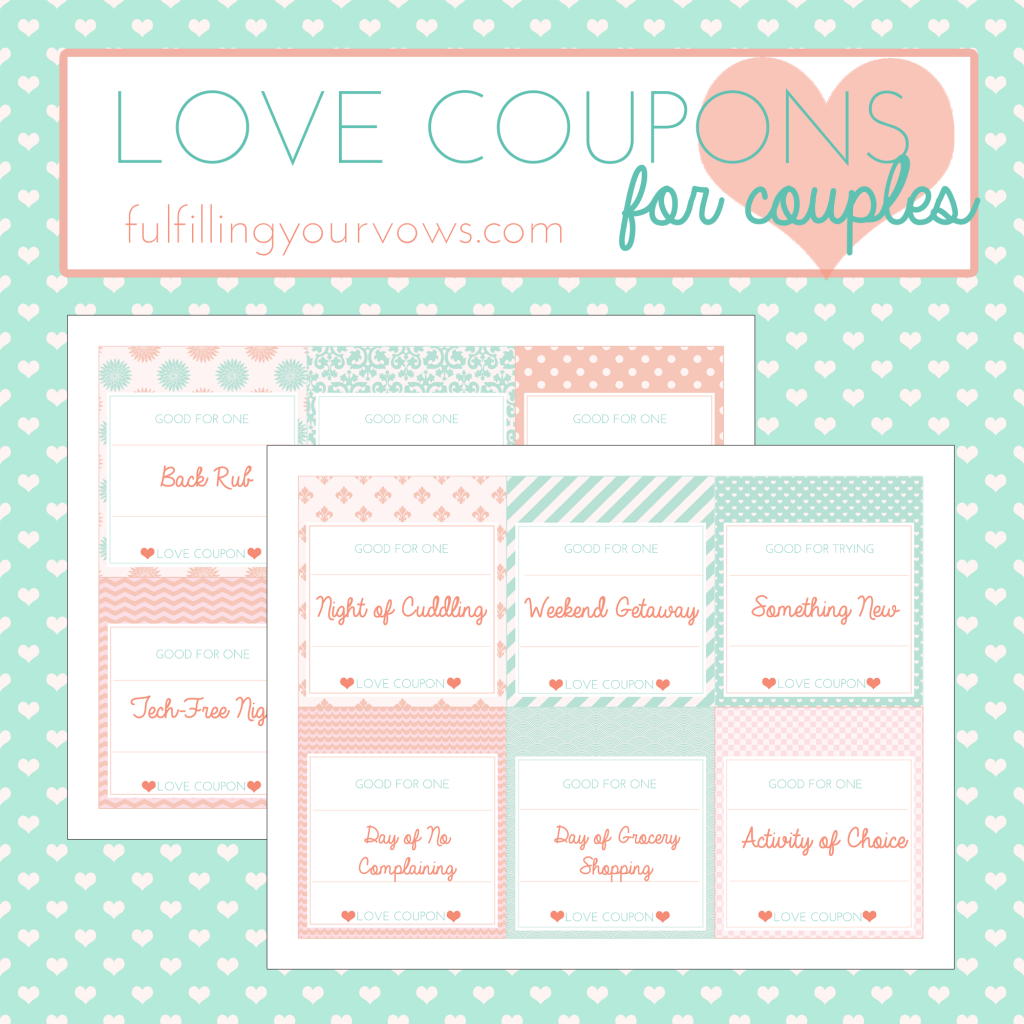Free Printable Love Coupons For Couples Love Coupons Love Coupons For Her Love Coupons For Him