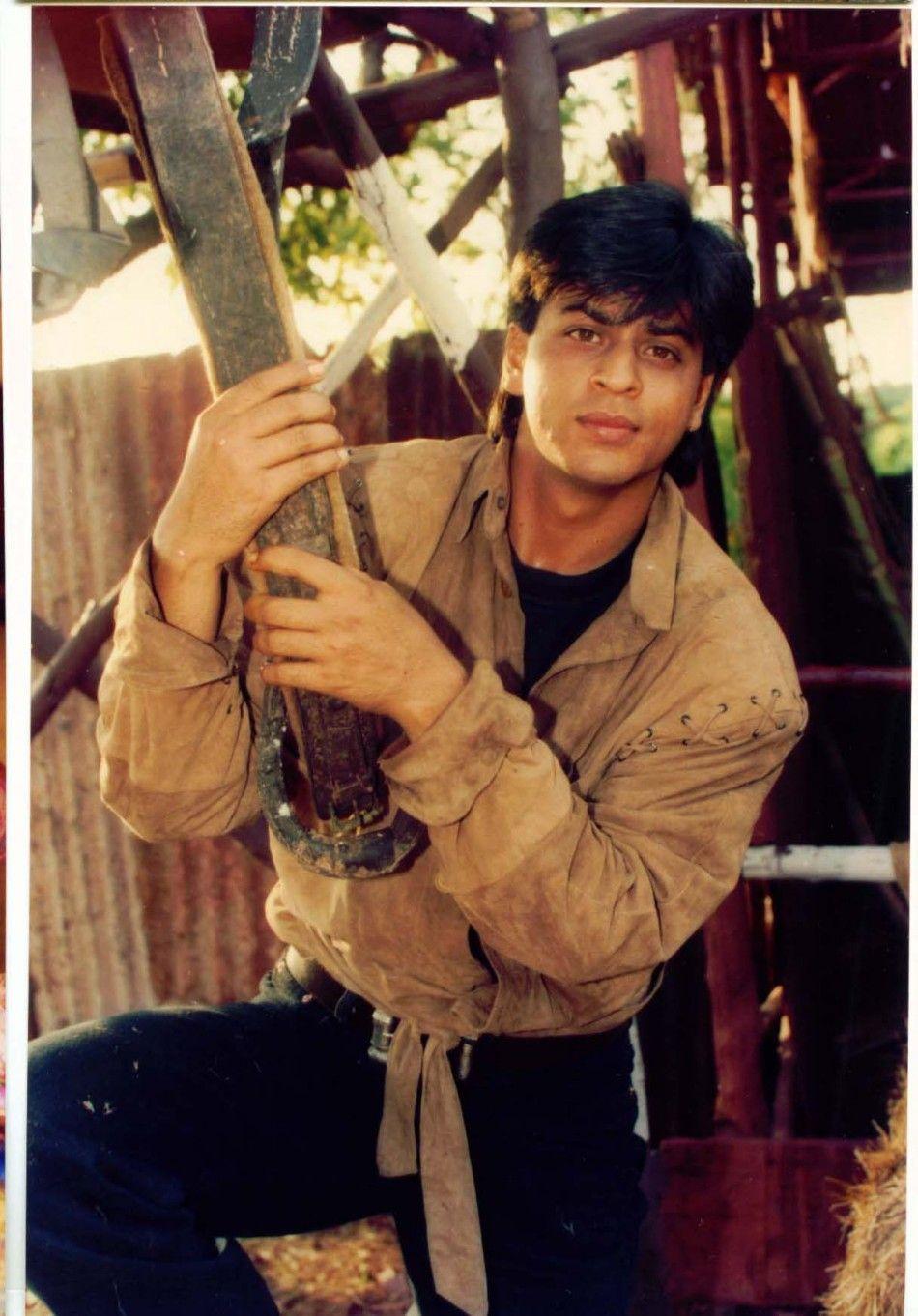 Image result for karan arjun shahrukh khan