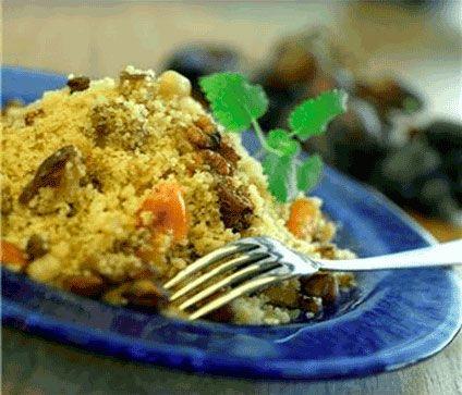 Ριζότο λαχανικών με Quinoa