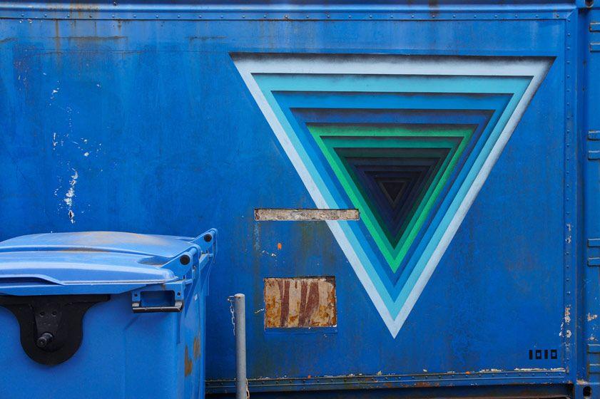 1010 geometry blue hamburg germany
