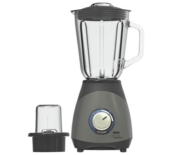 Buy James Martin ZX886X Glass Blender and Grinder - Grey at Argos.co ...
