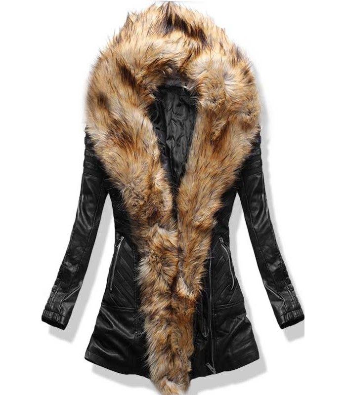 6e8362b6eb465 Kabát N-1608 čierny   Fashion   Pinterest   Fashion