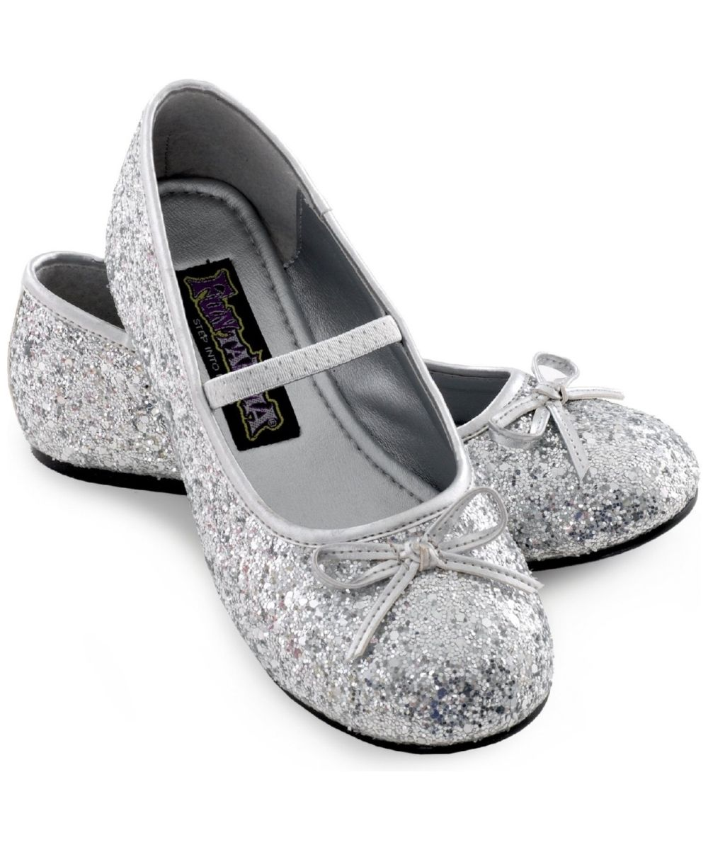 Kid shoes, Flower girl shoes