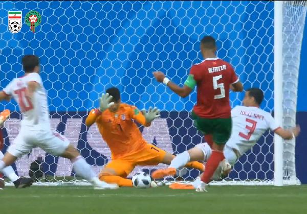 Résumé du match Maroc et Iran ملخص مباراة المغرب وايران