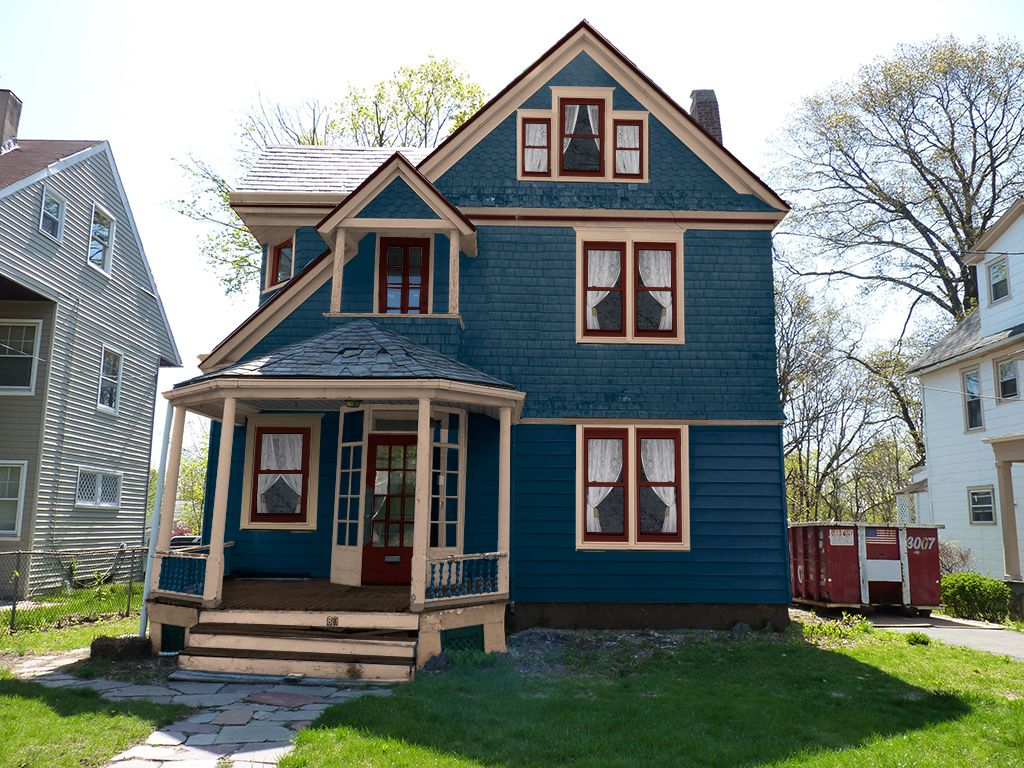 Curb appeal for historic homes home pinterest paint for wood house colors and home for Historic house colors exterior