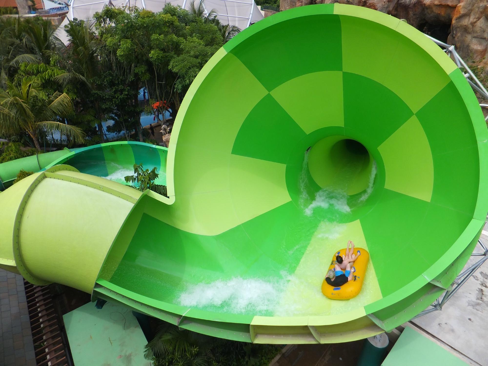 Adventure Cove Waterpark | Water park, Trip advisor, Singapore travel