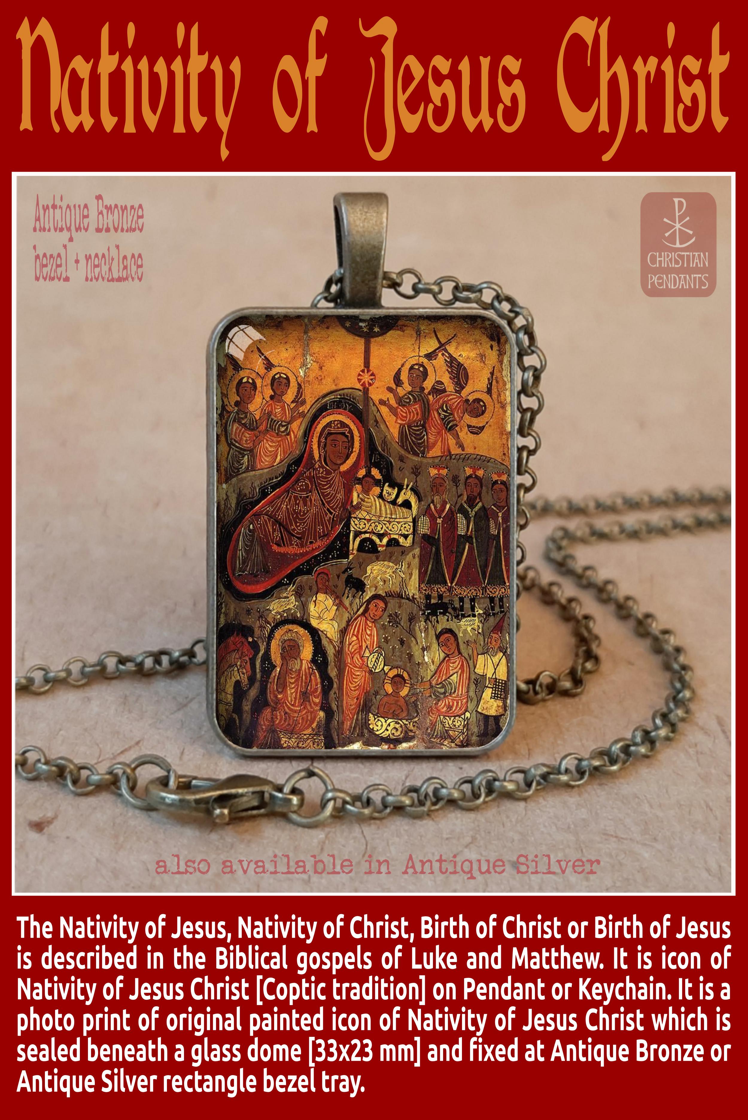 The Nativity of Jesus, Nativity of Christ, Birth of Christ