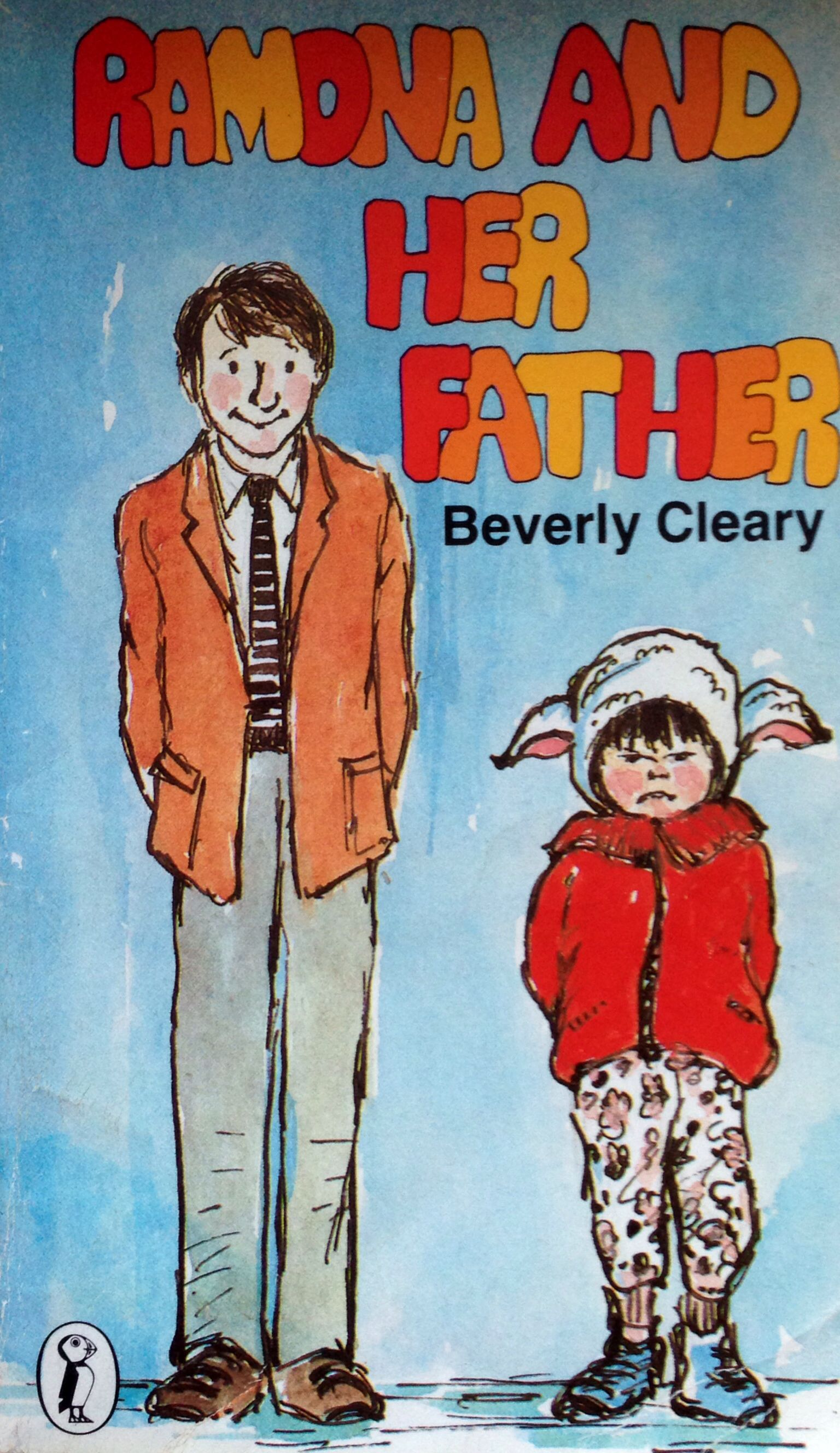 Ramona And Her Father By Beverly Cleary Vintage Penguin