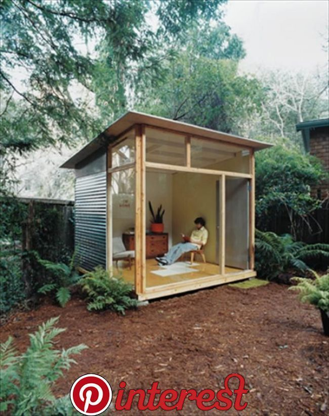 Photo of Pallet shed Instructions for building your own pallet shed are on the right track, #A …