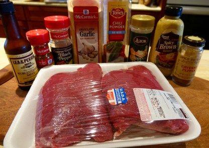 The World's Best Fajita Recipe! #steakfajitarecipe
