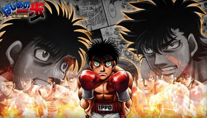Top 10 best sports anime to watch before you die martial