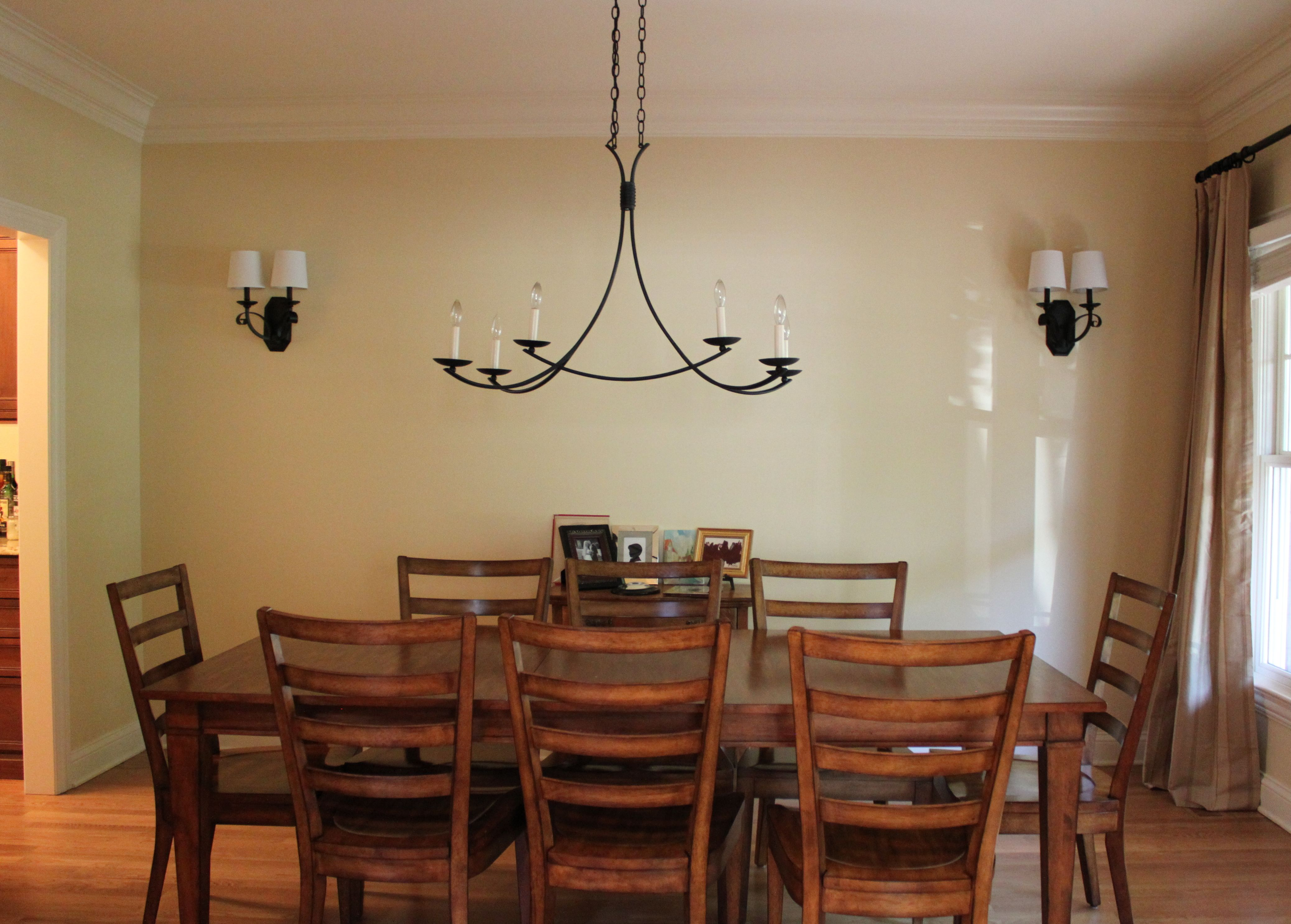 Current room: Ethan Allen Christopher (Tango) table Terra ...