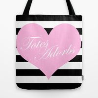 Tote Bags by The Trendy Sparrow on Society6  Have you been craving some of my other products like my tote bags and coffee mugs? Right now Society6 is offering FREE SHIPPING! Lucky you! Head on over to my Society6 page to grab some goodies and take advantage of the free shipping.