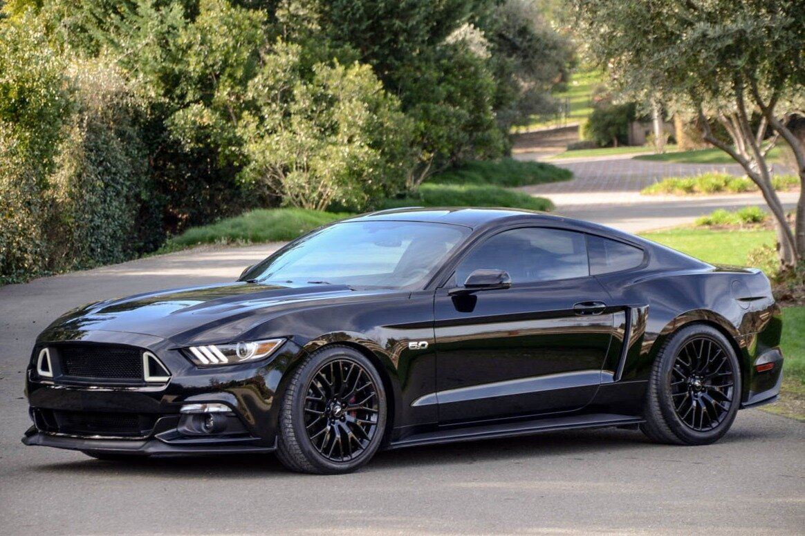 For Sale 2015 Ford Mustang Gt Premium Supercharged 5 0l V8 6