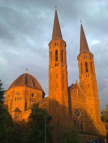 St. Petruskerk.  Uden, Noord Brabant, Nederland