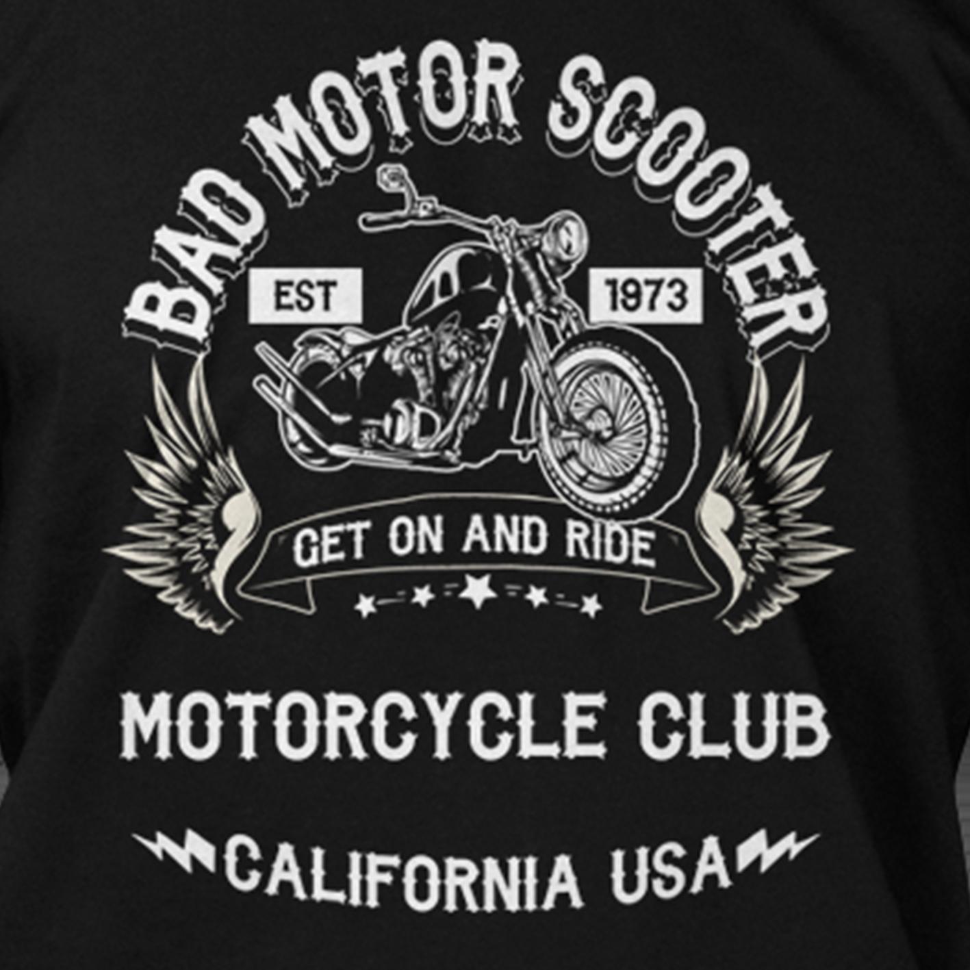 Montrose Inspiriert Sammy Hagar Bad Motor Scooter T Shirt Metal T Shirts Rock T Shirts Hard Rock