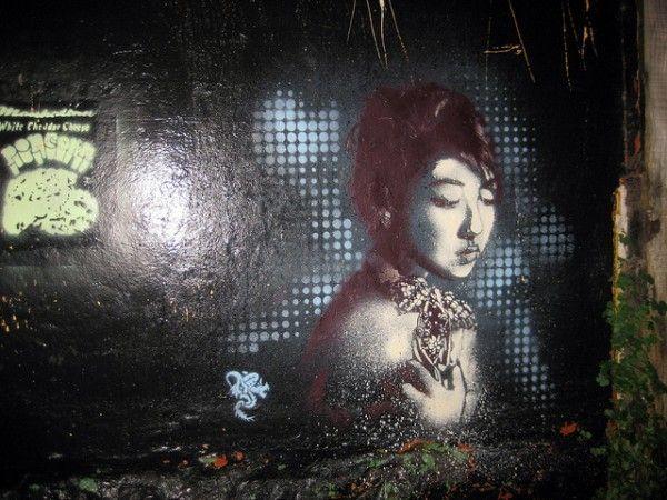 Fin Dac S Urban Art Mural Urban Art Art Installation