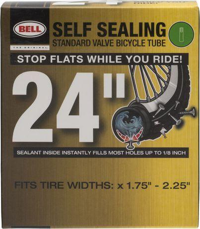 Bell Sports 24 Self Sealing Inner Tube Inner Tubes Bicycle Tubes Tube