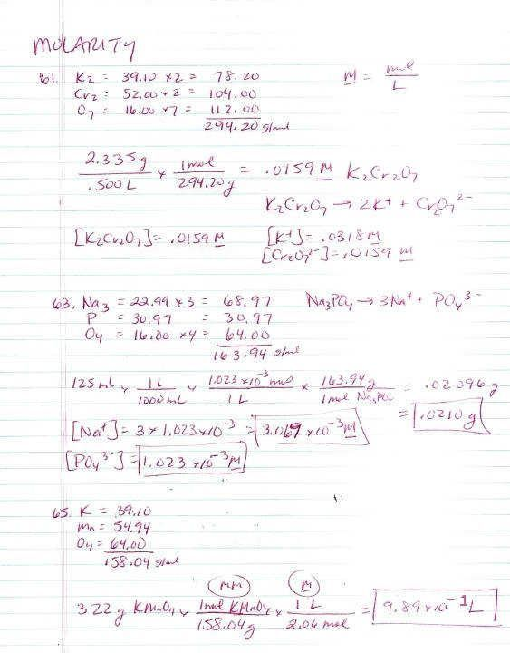Molarity Practice Worksheet With Images Practices Worksheets