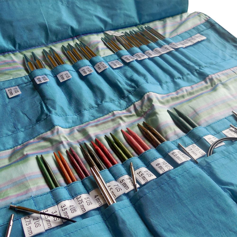 Double Interchangeable Needle Case | della Q ...