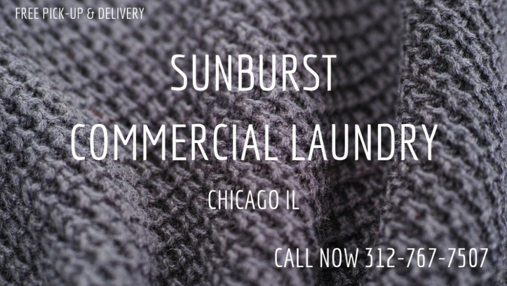 Sunburst Commercial Laundry Dry Cleaning In Chicago Laundry
