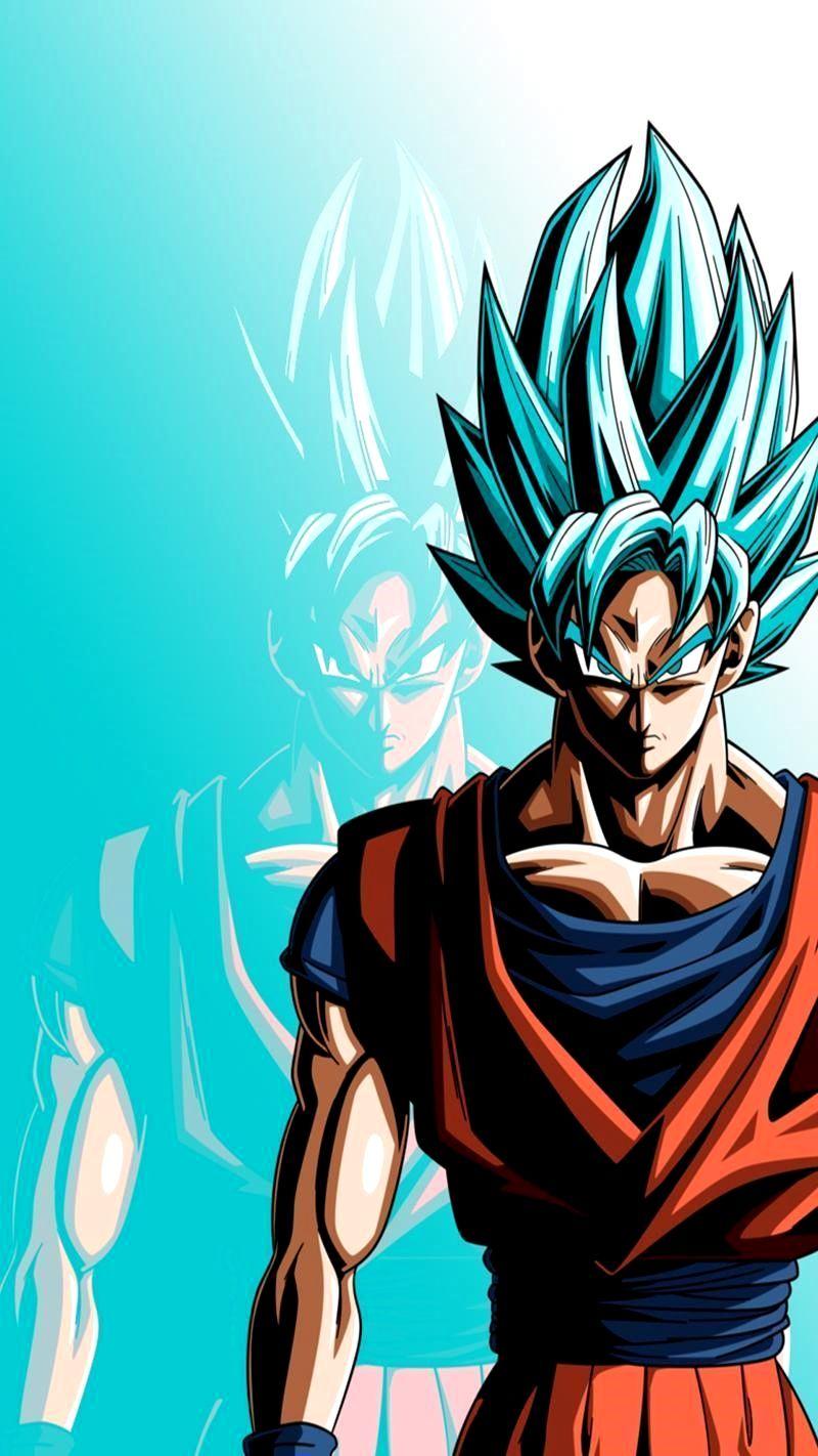 Goku Wallpaper 4k For Mobile Download Ideas Em 2020 Convite Aniversario Infantil Goku Convite De Aniversario