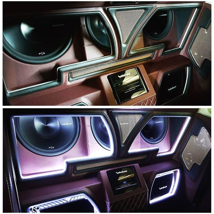 Repost From Ebie Creativerides Full Custom Rockford Fosgate Install In An Opel Corsa Utility This Guy Is A Banger It Hou Audio Ideas Opel Corsa Car Stereo