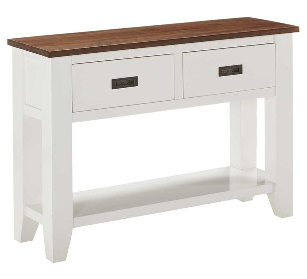 Hall Table With Drawers toronto 2 drawer hall table | living room | living & dining