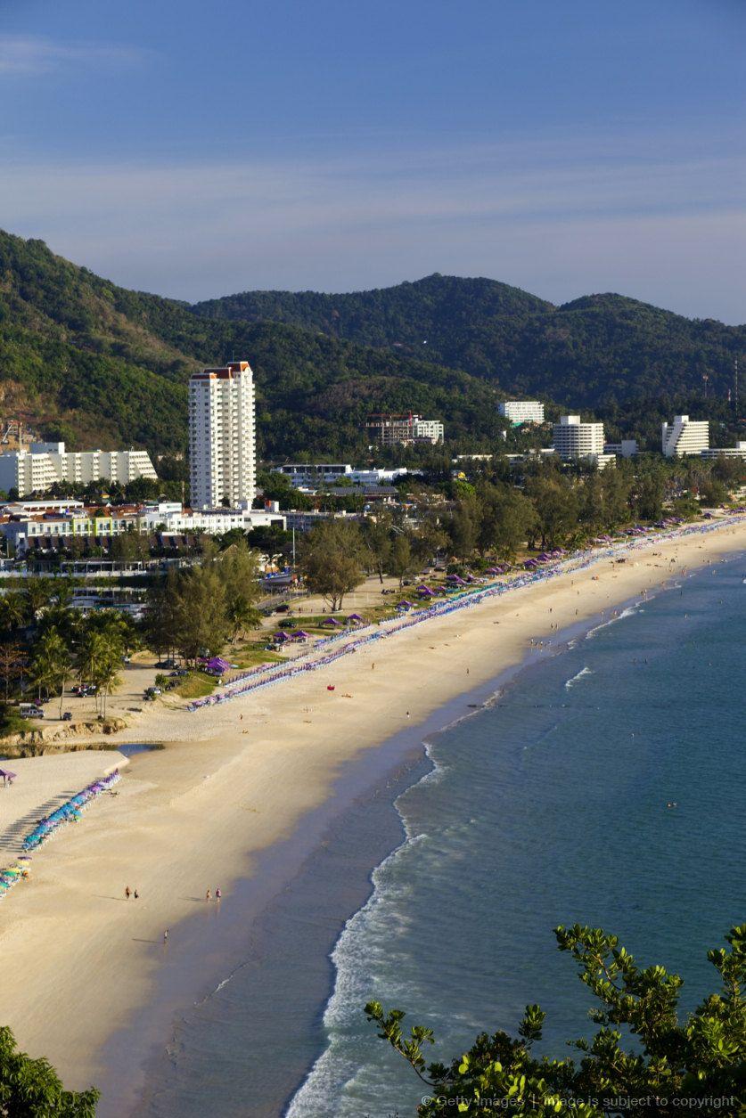 Thailand Et Karon Beach