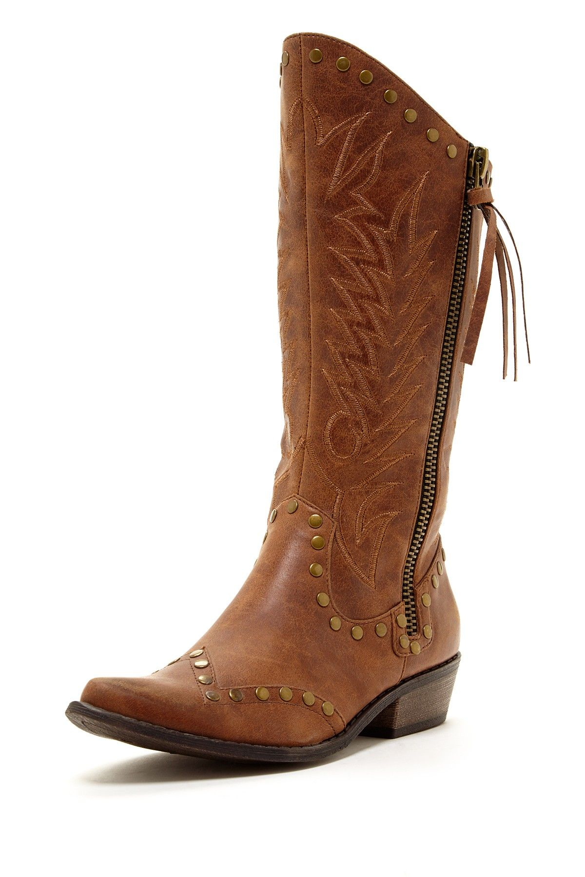 Winchester Cowboy Boot