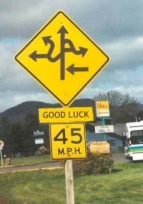Daily Sign Post: Crazy Signs from Around the World
