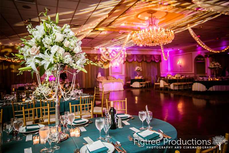 A Colorful Wedding Reception At The Primavera Regency In Stirling Nj