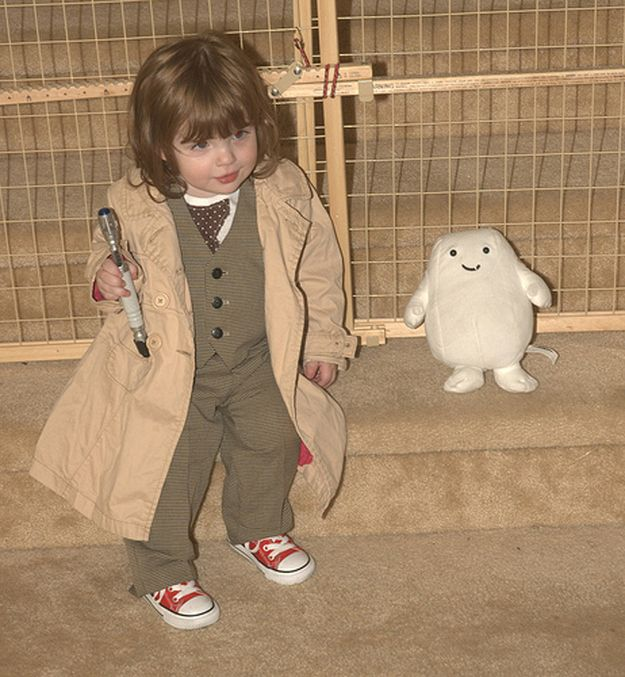 doctor who kid halloween costumeshalloween - Kids Doctor Halloween Costume