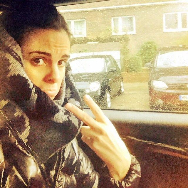 #ElenaBonzanni Elena Bonzanni: Where is spring ??? #rain #wind #cold ☔️☁️