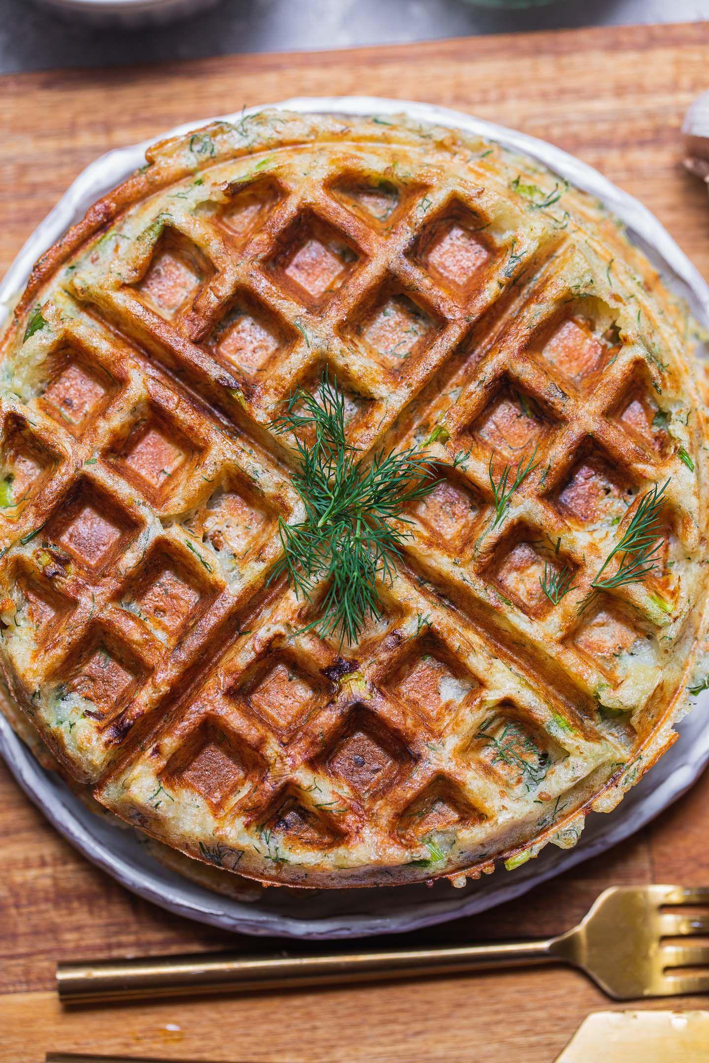 Vegan Potato Waffles Gluten Free Oil Free Earth Of Maria Recipe In 2020 Potato Waffles Vegan Waffles Vegan Potato