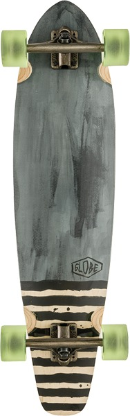 Globe Arcadia Charcoal Complete Longboard Skateboard Get incredible discounts at Warehouse SkateBoards using Coupon and Promo Codes.