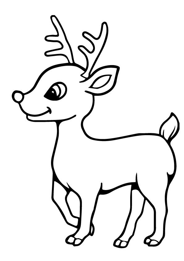 Print Coloring Image Momjunction Kids Christmas Coloring Pages