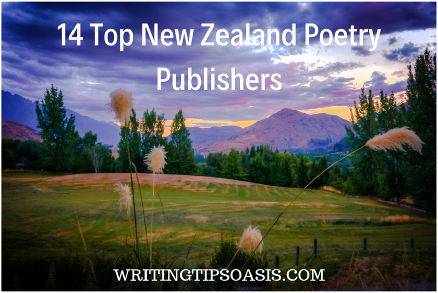 14 Top New Zealand Poetry Publishers Poetry publishers