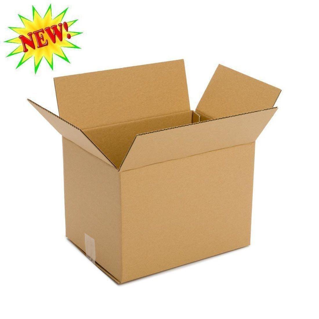 Pratt cardboard boxes 18 length x 12 width x 10 height pack of pratt cardboard boxes 18 length x 12 width x 10 height pack reheart Gallery