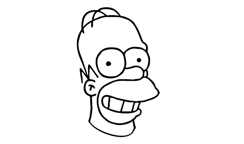 Como Desenhar O Homer Simpson De Os Simpsons Com Imagens