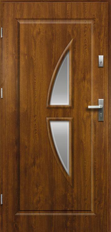 P55 Kronos entrance door, 80 L