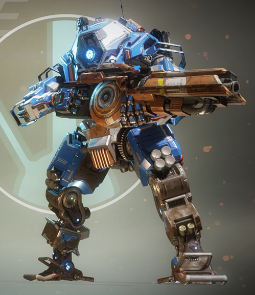 Ion Prime   Titanfall, Robots concept, Robot concept art