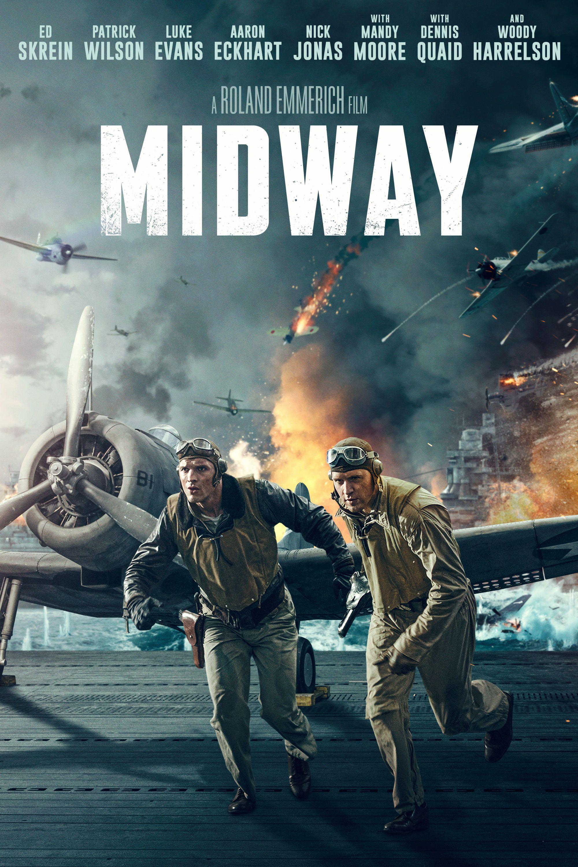 MIDWAY Movie Digital Giveaway! @MidwayMovie #MidwayMovie @Lionsgateathome
