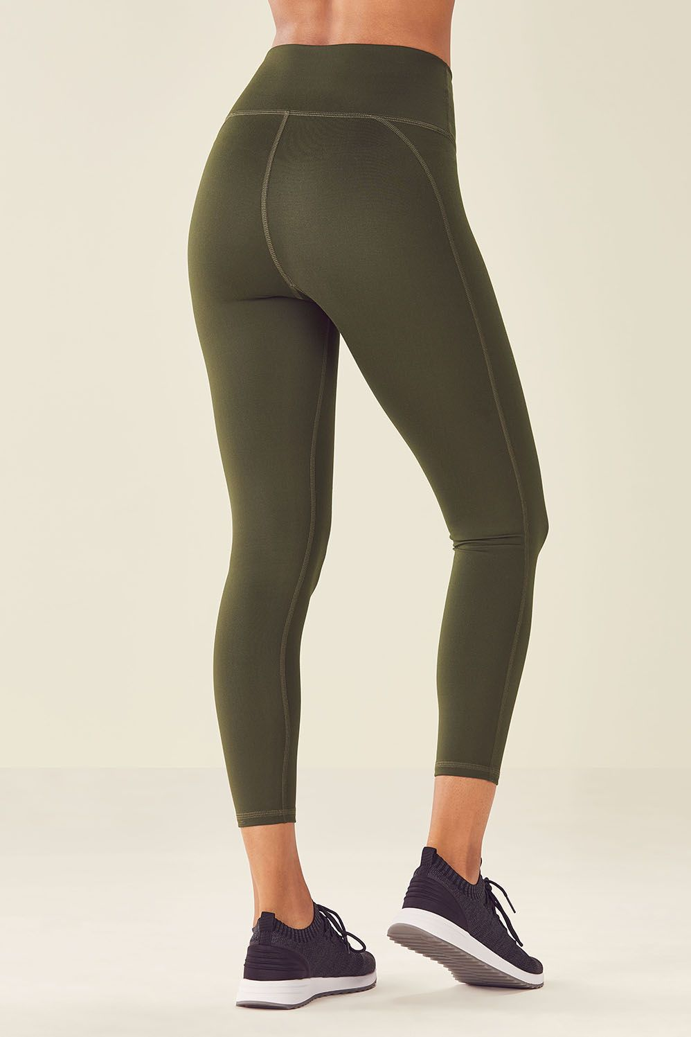 23738488229 High-Waisted Solid PowerHold® 7 8 in 2019
