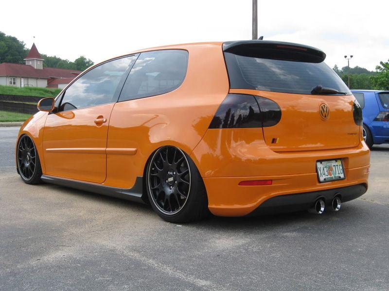 vw-golf-r32-mk5-orange-bbs-ch-r-black | R32 | Golf