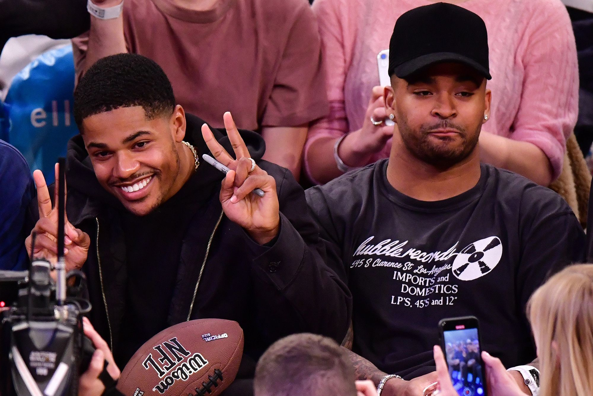 Jamal Adams Shades Knicks After Getting Ignored For Giants Stars National Football League News In 2020 National Basketball Association National Football League Nfl News